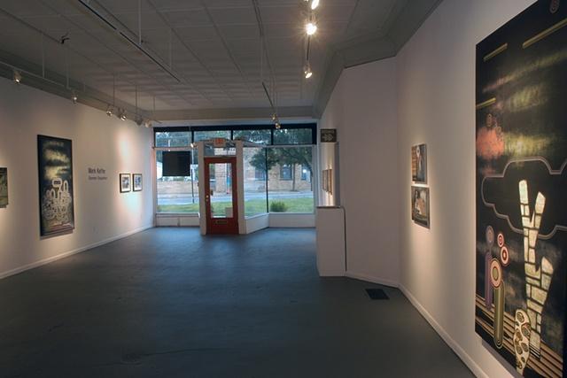 Exhibition, Arts Collinwood, Cleveland