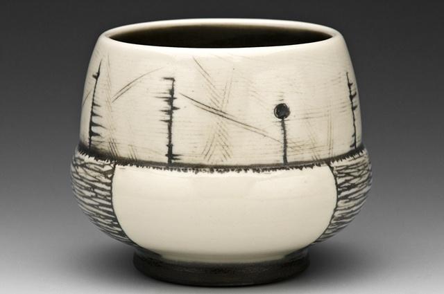 carved teabowl
