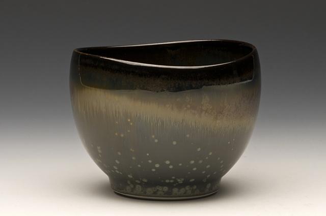 tenmoku, temmoku, 天目釉, crystalline glaze