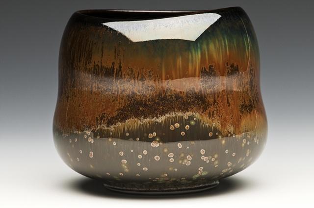 porcelain yunomi, nebula