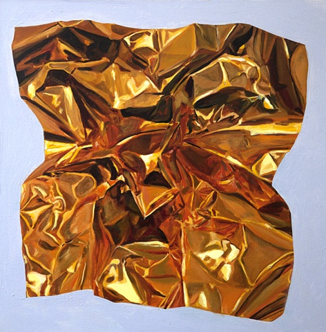 Gold Abstraction III