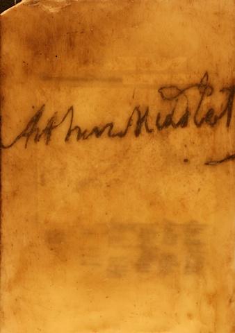 Arthur Middleton