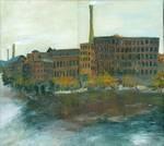 Turners Falls paper mill