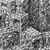 Sprawling Conglomerates Graphite Drawings 2009-2010