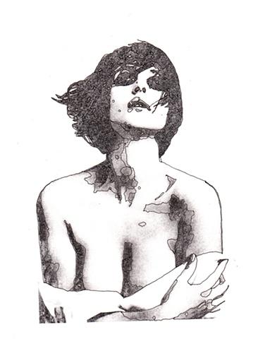 monica sketch