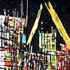 abstract cityscape 3