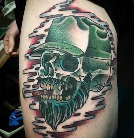 Skull Guy