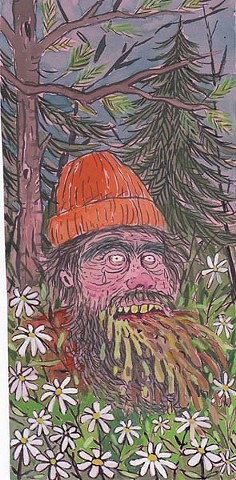 Beligerant Mountain Man