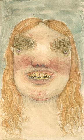Self Portrait as Bumpkin