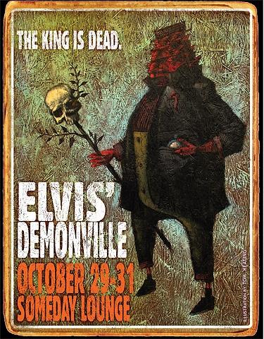 """Elvis Demonville"""