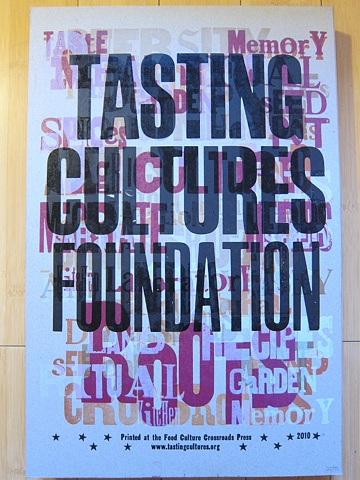 Tasting Cultures Foundation 2010