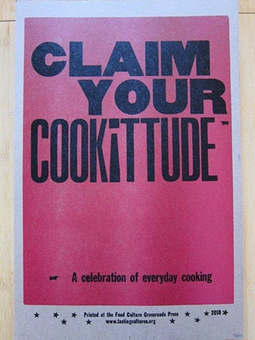 Claim Your Cookittude