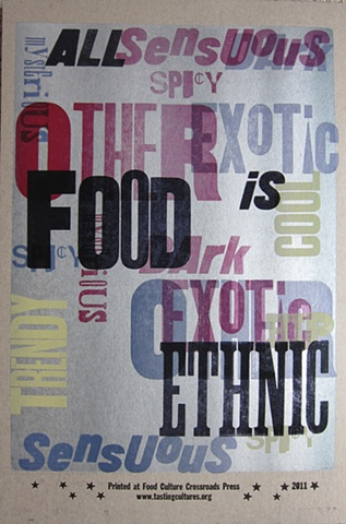 All Food is Ethnic