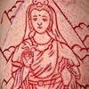 Quan Yin cutting