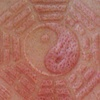 Yang Yang and Trigrams scarification