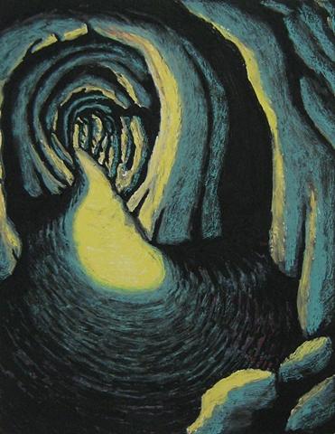 Cave/ Szilvasvarad / CAC
