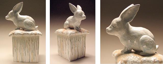 Rabbit Vessel.