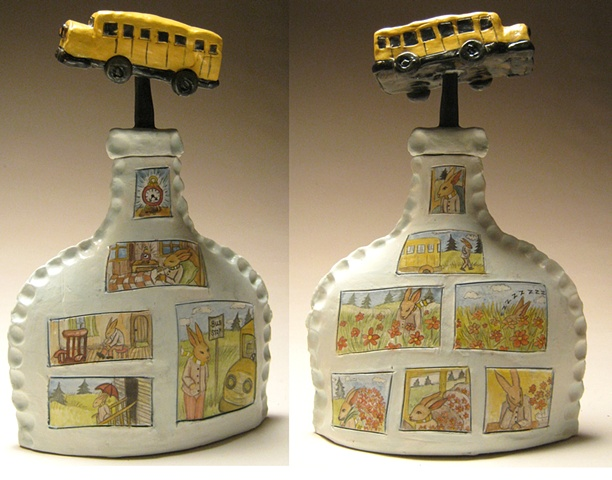 Rabbit's Journey (story vessel).