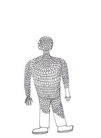 Armored Man