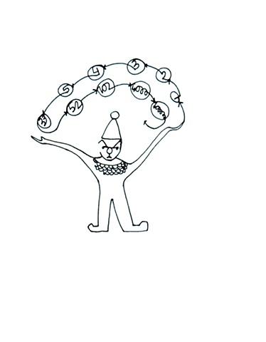 Fool Juggler