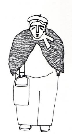 Mademoiselle Puppet