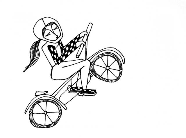 Pop-A-Wheelie