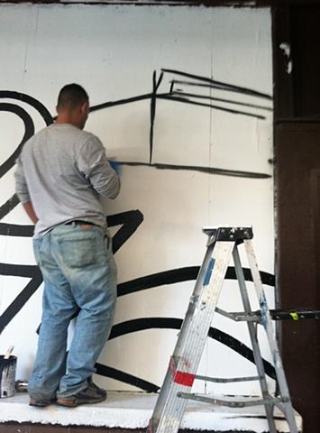 Strand Bookstore Mural:  Community Building Panel Process #2