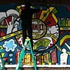 Strand Bookstore Mural: 