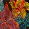 Retro Lilies