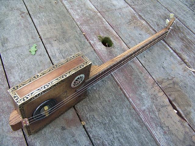 Bullet guitar