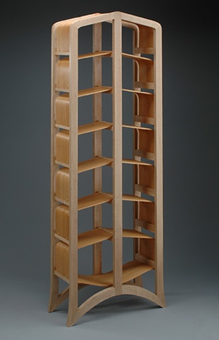 Bespoke: A Cabinet for a Ladies Shoes