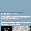 Art Encounters Preservation