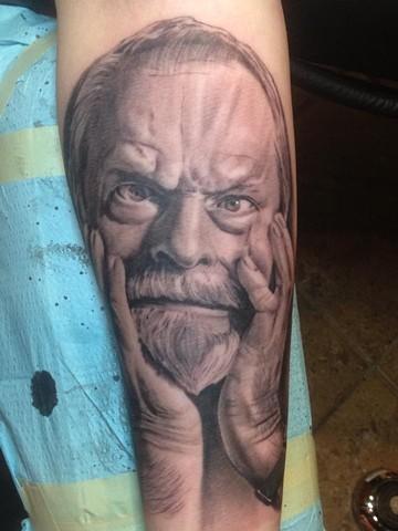 Terry Gilliam on Maya