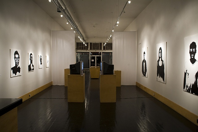 Installation shot by Alan Barton