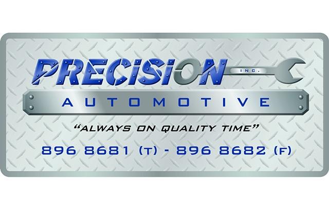 LOGO - Precision Auto