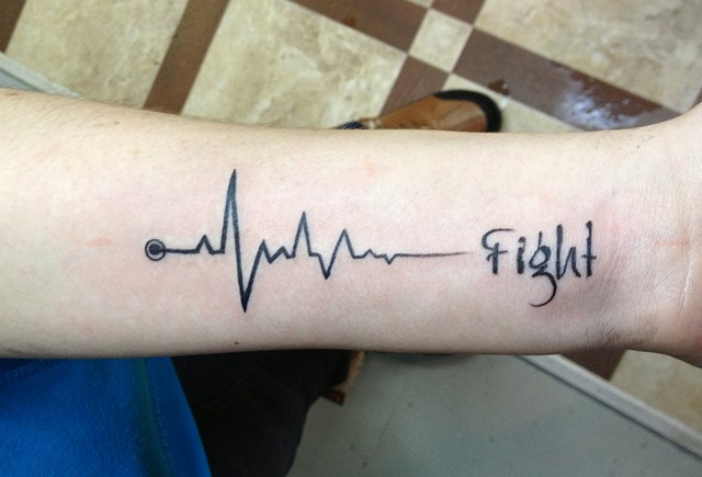 HEART MONITOR---FIGHT
