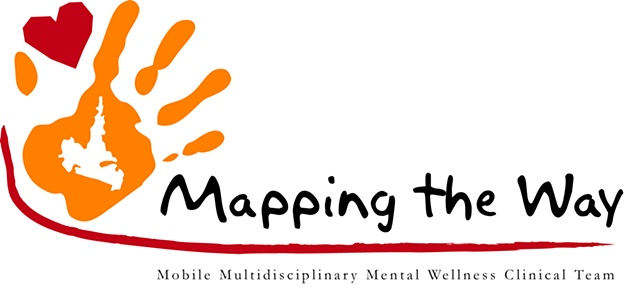 LOGO - Mental Wellness - Mapping The Way