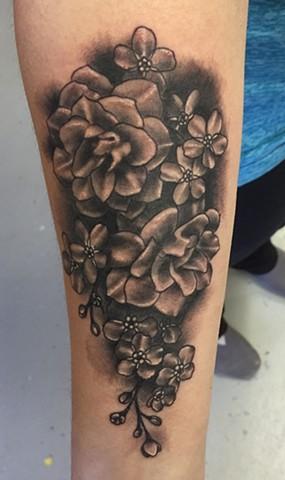 B&G FLOWERS