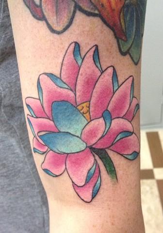 Black Widow Custom Tattoo Amp Design Lotus Tattoo