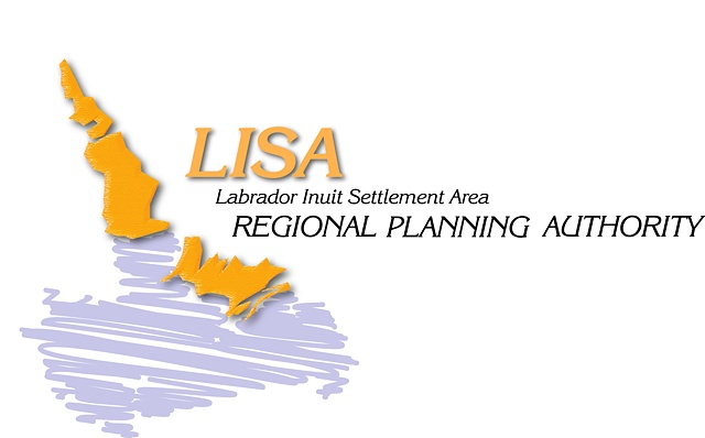 LOGO-Regional Planning Authority for LISA Plan (Labrador Inuit Settlement Area)
