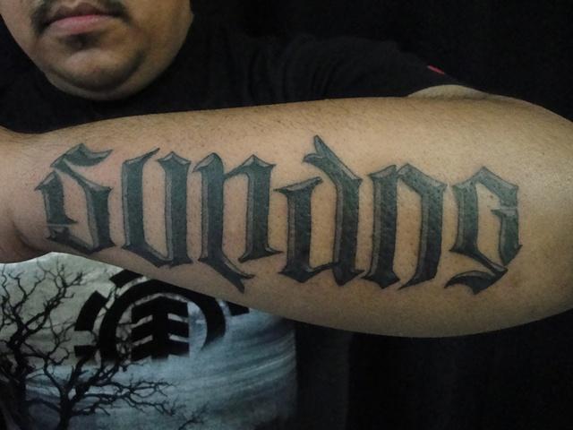 sundog tattoo