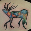 Tribal Caribou-Completed