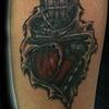 BIO-MECH HEART W/ BASS NECK