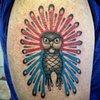 Inuit Art Owl