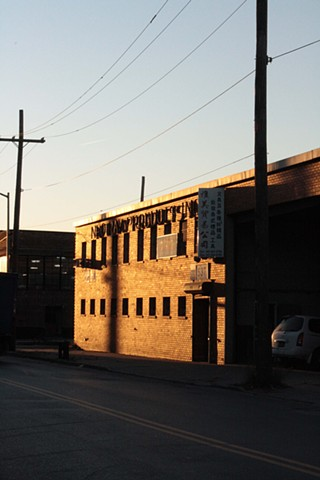 Brooklyn Warehouse