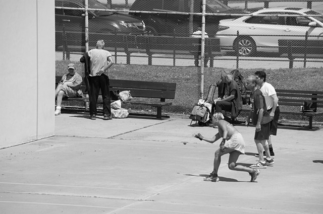 Coney Island Handball
