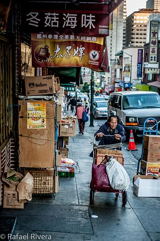 "Untitled ~ San Francisco, CA USA ""Chinatown"""
