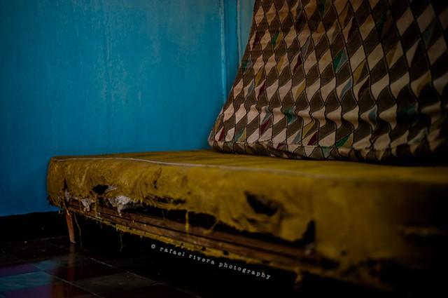 Bed in Granada