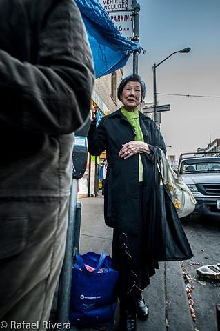 "Woman in Chinatown ~ San Francisco, CA USA ""Chinatown"""