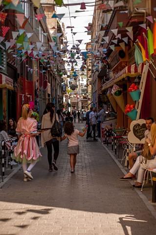 Carnival Street, Athens